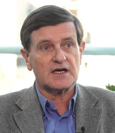 Professor Alan Burnett image