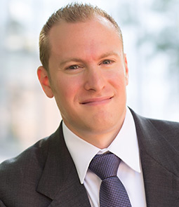 Dr Joshua Zeidner image